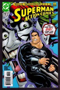 Action Comics #770 (Oct 2000, DC) Emperor Joker  9.2 NM-