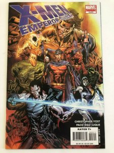 X-Men Emperor Vulcan #3 of 5 Christopher Yost, Paco Diaz Luque NM