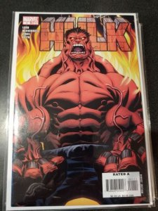 HULK #1 1ST APPEARANCE OF THE RED HULK HIGH GRADE
