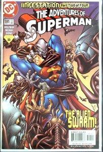 Adventures of Superman #591 (2001)