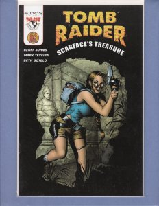 Tomb Raider Scarface's Treasure #1 NM Dynamic Forces Variant w COA #146/5000