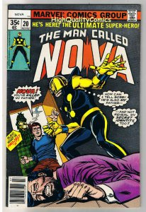 NOVA #20, FN+, Carmine Infantino, Marv Wolfman, 1976, more in store