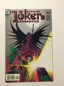 Batman Joker's Apprentice 1 NM Near Mint