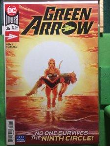 Green Arrow #36 DC Universe Rebirth
