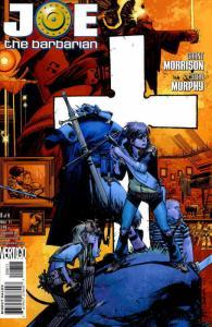 Joe the Barbarian #8 VF/NM; DC/Vertigo | save on shipping - details inside