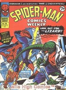 SPIDER-MAN WEEKLY  (#229-230) (UK MAG) (1973 Series) #93 Fine
