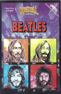 THE BEATLE'S EXPERIENCE # 5 of EIGHT - ROCK N ROLL COMIC