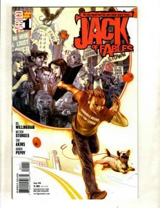 Lot Of 10 Jack Of Fables DC Vertigo Comic Books # 1 2 3 4 5 6 7 8 9 10  CJ6