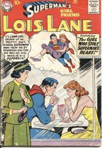 SUPERMAN'S GIRL FRIEND LOIS LANE #7-1959-MEET TV'S LOIS LANE-NOEL NEILL-SODA SHO