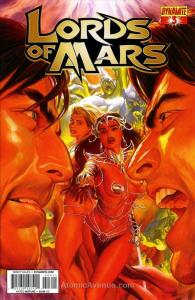 Lords of Mars (Vol. 1) #3 VF/NM; Dynamite | save on shipping - details inside