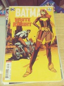 BATMAN WHITE KNIGHT # 6  2017 DC SEAN MURPHY VARIANT
