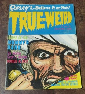 Ripley's Believe it or Not True-Weird #1 VG+ Silver Age Strange Medieval Torture