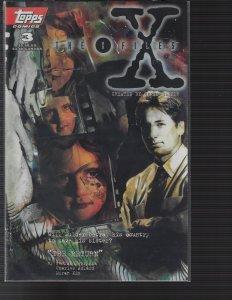 X-Files #3 (Topps, 1995) NM-