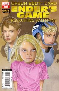 Ender's Game: Recruiting Valentine #1, NM (Stock photo)