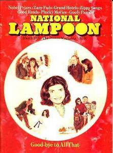 National Lampoon #60 VF; National Lampoon | save on shipping - details inside