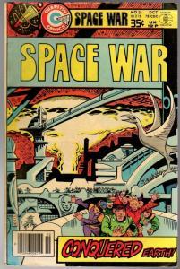 SPACE WAR (1978-1979 CH) 31 VG+ Oct. 1978