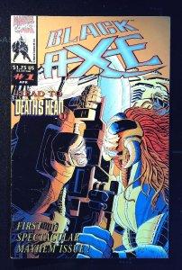 Black Axe #1 (1993)