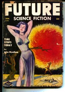 Future Science Fiction-Pulps-1/1953-James Blish-John Wyndham