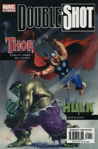 DOUBLE-SHOT #1, NM, Thor, Hulk, Marvel, 2003, more in store