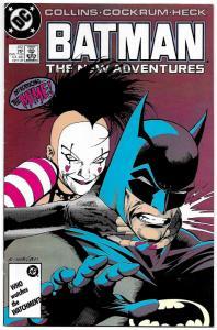 Batman #412 / 1st Printing / Mime (DC, 1987) VF