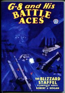 G-8 & His Battle Aces #15 12/1934-Adventure House reprint-2005-Hogan-pulp-FN/NM