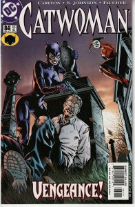 Catwoman(vol.1) # 80,81,82,83,84 Caged Heat Guest Starring HARLEY QUINN, BATMAN