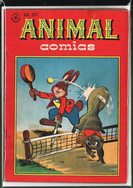 Animal Comics #22 (1946)