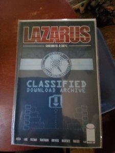 Lazarus Sourcebook #1 (2016)