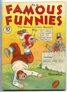 Famous Funnies #64 1939- Buck Rogers- incomplete