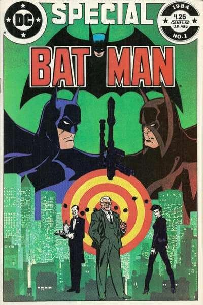 Batman (1940 series) Special #1, VF+ (Stock photo)