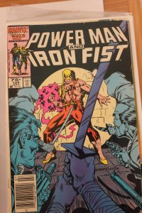 Power Man and Iron Fist  124 FN