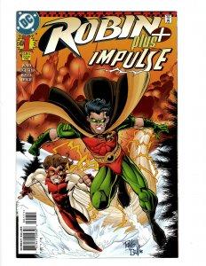 Robin Plus #1 (1996) SR8