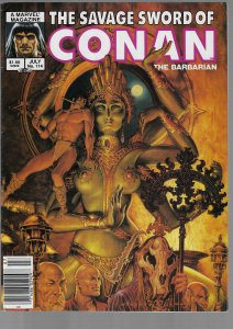 Savage Sword of Conan #114 (Marvel, 1985)