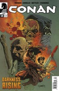 Conan #48 (Dark Horse, 2008)