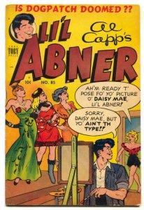 Li'l Abner Comics #85 1951- Golden Age FN