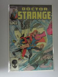 Doctor Strange (1985 2nd Series) #69, 8.5/VF+