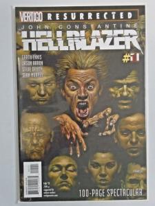 Vertigo Resurrected Hellblazer (2010 DC) #1, NM- 2010