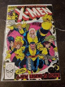 THE UNCANNY X-MEN #254