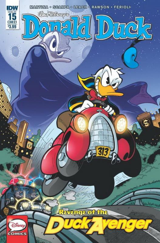 DONALD DUCK (2015 IDW) #15 NM-