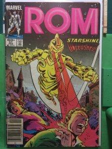Rom Spaceknight #51