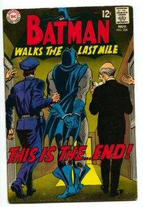 BATMAN #206-1968-DC comic book  FN-
