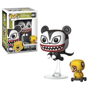 Funko POP NBX Vampire Teddy With Undead Duck Vinyl Figure #461 - New!