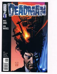 Deadman # 1 Vertigo/DC Comic Books Bruce Jones John Watkiss Sandman!!!!!!!!! S50
