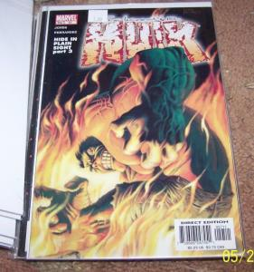 Incredible Hulk comic # 57 (Sep 2003, Marvel) absorbing man
