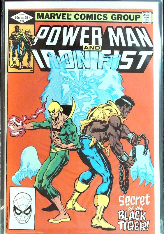 Power Man and Iron Fist #82 (1982)