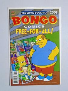 Bongo Comics Free-For-All (Bongo Comics) FCBD #2009, 8.0/VF - 2009