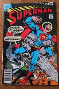 SUPERMAN #325 (DC, 1973) Condition: FN
