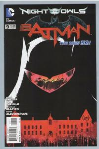 Batman 9 Jul 2012 NM- (9.2) - New 52