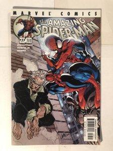 Amazing Spider-Man #33 - 1st Appearance of Ezekiel - J. Scott Campbell Cover