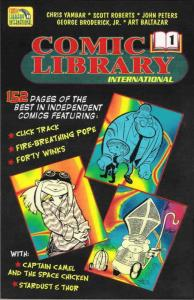 Comic Library International #1 VF/NM; Comic Library International | save on ship